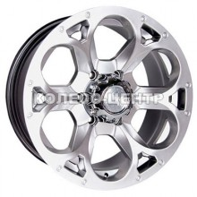 Racing Wheels H-276 8x17 6x139,7 ET10 DIA110,5 (HS)