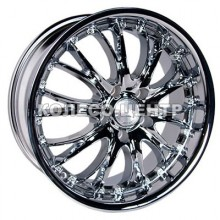 Racing Wheels H-362 8x18 5x120 ET45 DIA74,1 (HPT-DP)