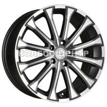 Racing Wheels H-461 8x19 5x112 ET45 DIA66,6 (BKFP)