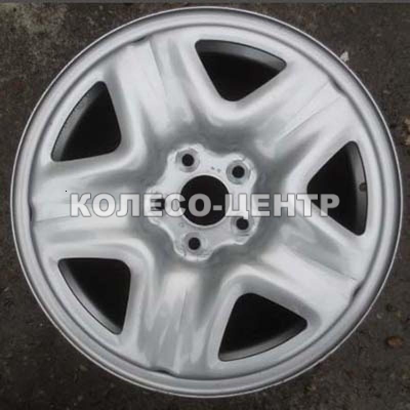 ALST (KFZ) 9312 Honda 6,5x17 5x114,3 ET50 DIA64,1 (silver)