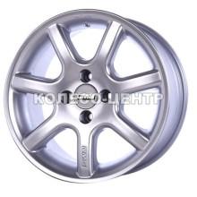 CMS 142 7,5x15 5x120 ET11 DIA74,1 (silver)