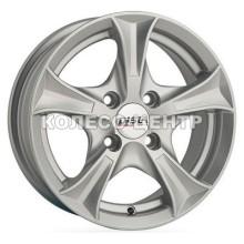 Disla Luxury 5,5x13 4x98 ET30 DIA58,6 (silver)