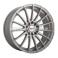 Disla Turismo 7,5x17 5x120 ET40 DIA72,6 (silver)