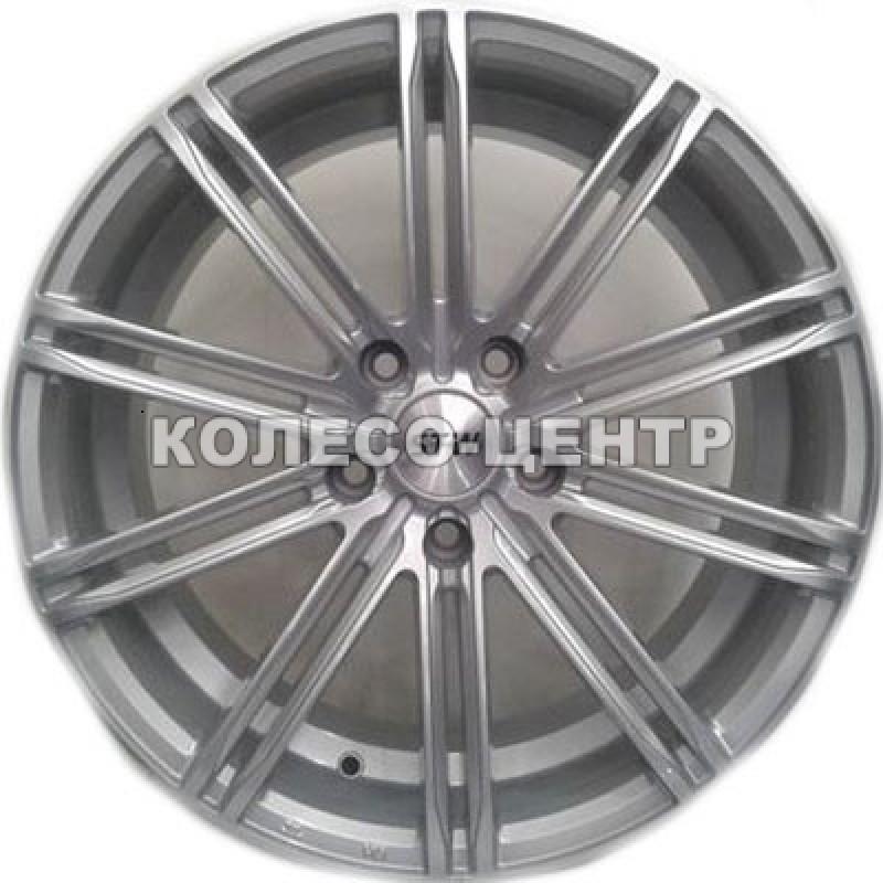 Lawu YL-3303 8x18 5x120 ET30 DIA72,6 (silver)