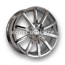 MKW (Mi-tech) MK-F74 7,5x17 5x100 ET38 DIA73,1 (chrome)