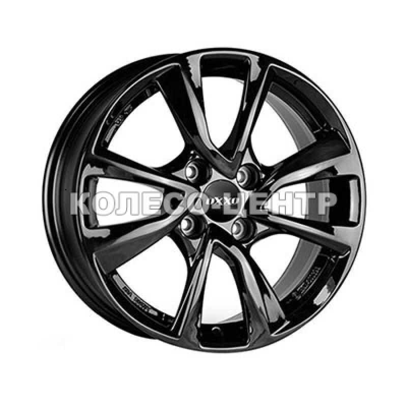 Oxxo Oberon 4 6x15 4x100 ET39 DIA56,6 (black)