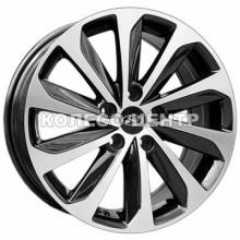 Replica Hyundai (HY124) 7x17 5x114,3 ET48 DIA67,1 (GMF)