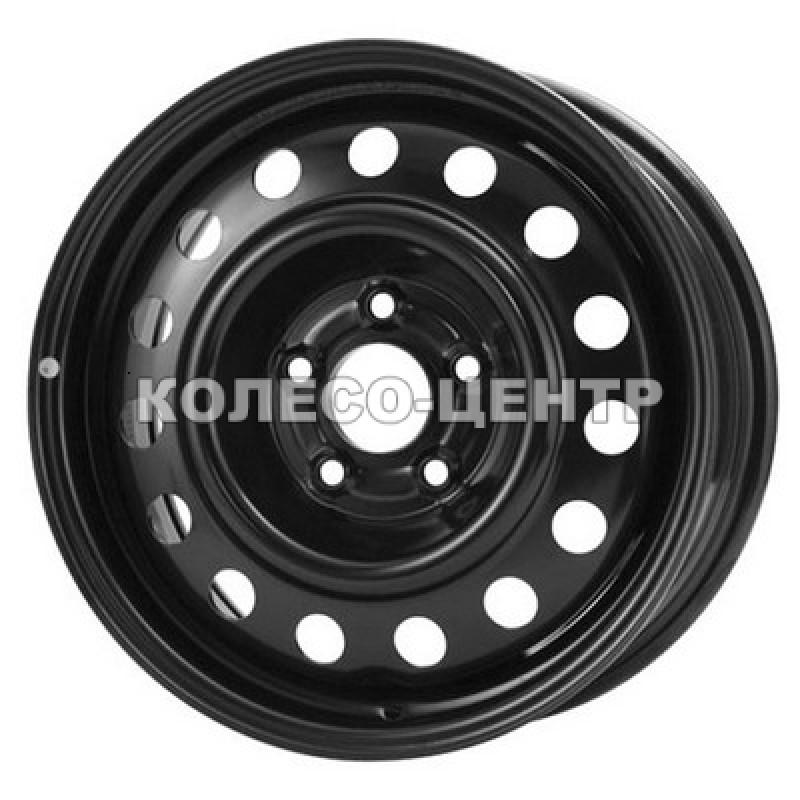 Steel ДК 5x13 4x98 ET29 DIA58,6 (black)