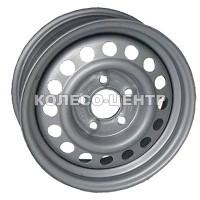Steel ДК 5,6x14 4x100 ET49 DIA56,6 (silver)