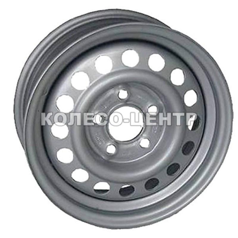 Steel ДК 6x15 4x100 ET50 DIA (silver)