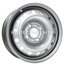 Steel Daewoo 5x13 4x100 ET49 DIA56,6 (silver)