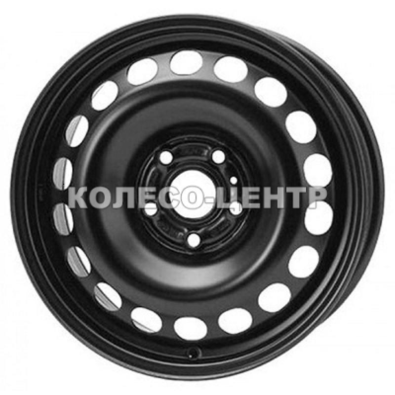 Steel ТЗСК 5,5x14 4x98 ET37 DIA58,6 (black)