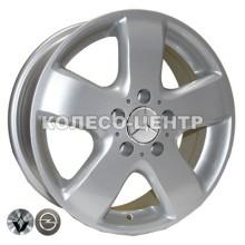 TRW Z343 6,5x16 6x130 ET50 DIA84,1 (silver)